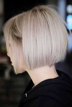 Latest Short Hair Trends That You Can't Afford to Miss ★ See more: lovehairs. - Latest Short Hair Trends That You Can't Afford to Miss ★ See more: lovehairs. Latest Short Hair Trends That You Can't Afford to Miss ★ See more: lov. Popular Short Haircuts, Short Bob Haircuts, Trendy Haircuts, Straight Bob Haircut, Short Straight Bob, Short Blunt Bob, Haircut Short, Short Bob Thin Hair, Korean Short Hair Bob
