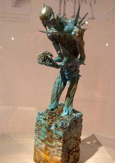 I present you the art of the Japanese sculptor Takayuki Takeya. - Imgur