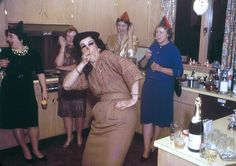 For Syd - with an endless supply of hats and horns, booze and cigarettes - every New Year's deserved a party like it's 1999.