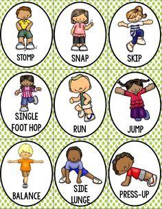 Physical Activities For Kids, Physical Education Lessons, Motor Skills Activities, Movement Activities, Team Building Activities, Kindergarten Activities, Preschool Activities, Elderly Activities, Dementia Activities