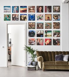 Twelve Inch - Invisible display system for wall mounting your vinyl records Twelve Inch - Invisible display system for wall mounting your vinyl records Vinyl Decor, Vinyl Records Decor, Record Decor, Record Wall Art, Vinyl Record Display, Record Storage, Record Shelf, Framed Records, Display Wall