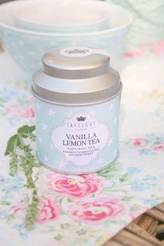 Vanilla Lemon Tea