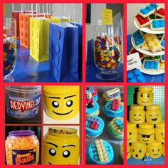 DIY LEGO Party Ideas  #TodaysEveryMom