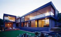 The Muston Street House by Fox Johnston Architects - Architecture Design, Home Design, Interior Design, Decorating Ideas on Best House Design