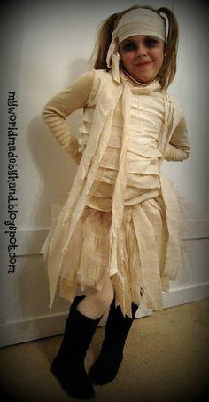 Resultado de imagen de mummy diy costume