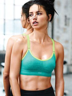 Studio Sport Bra - got this and LOVE it. It's so comfy and matches my sneakers!