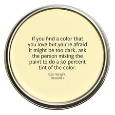 How to find the perfect color