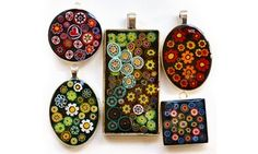 Groupon - One-Hour Millefiori Jewelry Workshop for One, Two, or Eight at Glass Mosaic Canada (Up to62%  Off) in Stonegate - Queensway. Groupon deal price: C$29