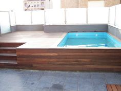 piscinas de poliester piscinas cano modelo c35 foto