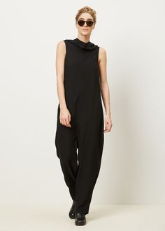 Rick Owens Halter Bodybag (Black)  guys he is referring to this jumpsuit as a bodybag