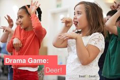 This game has a similar style to Bippity Bippity Bop, but is slightly simpler and allows the kids to create their own animal poses.