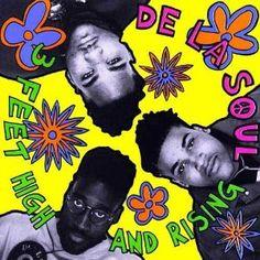 De La Soul: check out Crispy's Top Ten 80's Albums for more...