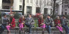 Improv Everywhere's Latest Viral Hit: Quadruplets