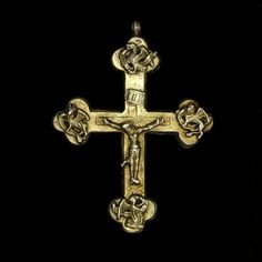 Cross    Place of origin:  Germany (made)    Date:  1450-1500 (made)
