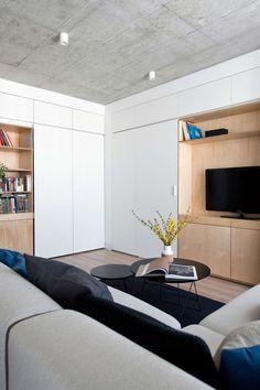 Apartment in Vilnius by Normundas Vilkas | HomeAdore
