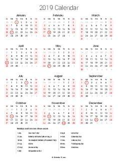 【2020年曆】下載香港政府物流服務署二零二零年彩色版年曆 (歷/农历/行事曆/新曆及舊曆或稱農曆對照表/萬年曆 ...