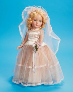 View Catalog Item - Theriault's Antique Doll Auctions Margaret Bride 1950 MA