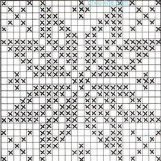 Kal des Débutantes : On continue dans le jacquard. - My English CottageKAL of the Beginners # The star in jacquard. - My English Cottage - çetinkaya - - KAL of the Beginners # The star in jacquard. - My English Cottage - çetinkaya Crochet Cushions, Crochet Tablecloth, Tapestry Crochet, Crochet Chart, Filet Crochet, Crochet Motif, Cross Stitching, Cross Stitch Embroidery, Cross Stitch Patterns