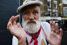 Should you call your street portraits, street photography?