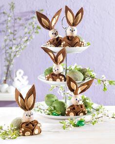 Húsvéti nyuszi dekoráció - Art-Export webáruház