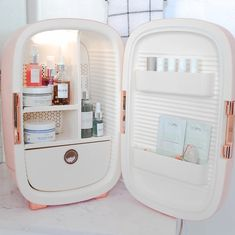 Facial Room, Esthetics Room, Beauty Room Decor, Lash Room, Beauty Routines, Skincare Routine, Wall Outlets, Storage Shelves, Natural Skin Care