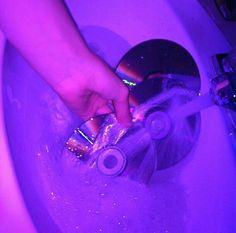 aesthetic, cd, purple, tumblr, wash