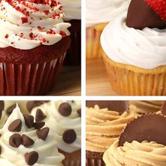 We Made Cupcakes Four Ways So You Didn't Have To, But Actually You Should
