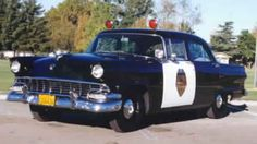 1956 Ford NJ State Police Car Law Enforcement Today www.lawenforcementtoday.com