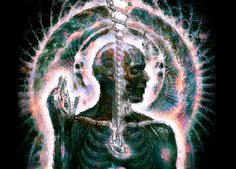Tool, Lateralus - Decay, By Alex Grey