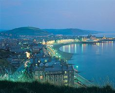Aberystwyth, Wales, UK We Are The World, Wonders Of The World, Aberystwyth, Prince, Wales Uk, South Wales, Irish Sea, Uk Photos, British Isles