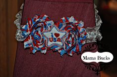 Enter the Red, White and Blue Giveaway at http://mamabucks.blogspot.com.  July 1st-15th.