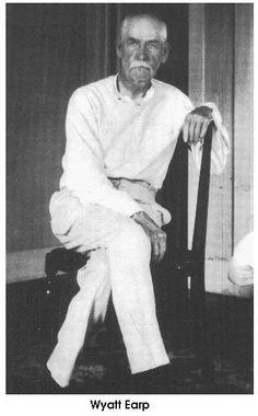 Wyatt in later years