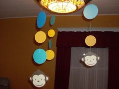 Image detail for -Mod Monkey Birthday Party / Baby shower decorations