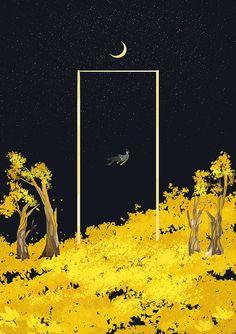 18 Amazing Illustrations Phone Wallpaper | Dzzyn