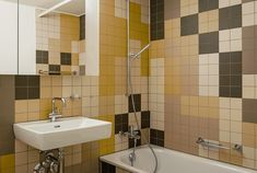 Wohnüberbauung Hagmannareal, Winterthur - weberbrunner architekten Winterthur, Sink, Home Decor, Craft Business, Landscape Diagram, Ground Floor, Homes, Sink Tops, Interior Design