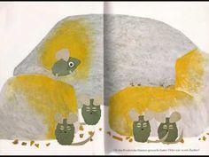 Eine Kindergeschichte über die Maus Frederick, die lieber Sonnenstrahlen, Farben und Wörter für die kalten Wintertage sammet, als Nüsse, Weizen und Stroh.