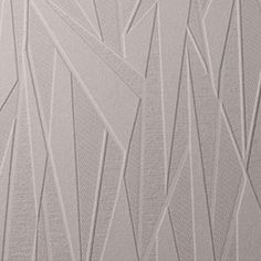 Graham & Brown 56 sq. ft. Shatter Paintable White Wallpaper-18391 at The Home Depot