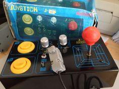 Apple II II+ IIe Joystick Controller J-207