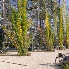 MFO Park, Switzterland Raderschall
