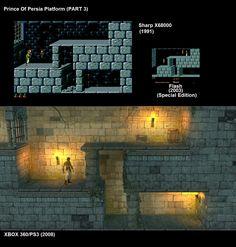 Prince Of Persia Platform (Part 3)