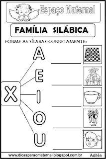 alfabetização Learn To Read Kindergarten, Myla, Spanish Lessons, School Projects, Professor, Homeschool, Education, Learning, Books