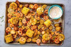 Sheet Pan Shrimp Boil  - Delish.com