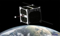UAE students launch first nano satellite into…