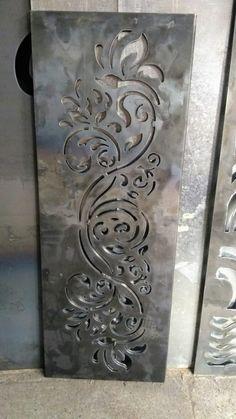 Modern Gate, Gold Mirror, Metal Screen, Flat Roof Lights, Front Gate Design, Front Design, House Front Design, Steel Gate Design, Main Door Design