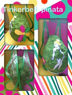 tinkerbell pinata