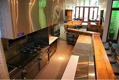 Long kitchen plan.