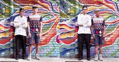 Tal pai, tal filho: Este é o ponto de partida para o trabalho Oozop, artista plástico japonês, que explorou a genética em um ensaio simples e criativo: onde os fotografados trocam de roupa com os pais. Mais em http://catracalivre.com.br/geral/design-urbanidade/indicacao/criatividade-e-bom-humor-pais-e-filhos-trocam-de-roupa-em-serie-de-fotos/ (Fonte: Catraca Livre)