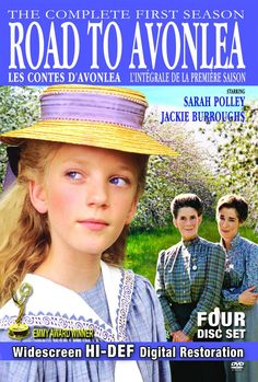Avonlea (1990) A young rich girl is sent to live with relatives in Prince Edward Island in early 1900s.  Stars: Zachary Bennett, Lally Cadeau, Mag Ruffman