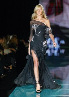 Elie Saab Haute Couture Spring 2003