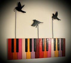 Ama l'arte ... ama la musica ... i colori ... e crea la tua 7 symphonia